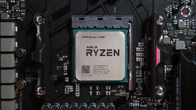 รีวิว CPUS AMD Ryzen 5 2600 – GupotIT [เว็บไซต์ข่าวสารไอที